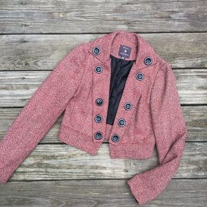 Forever21 Pink Blazer