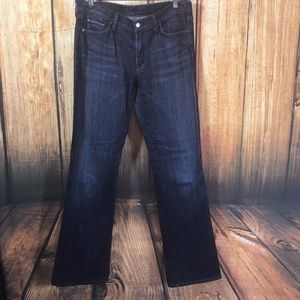 Citizens of Humanity COH High Rise Boot Cut Dark