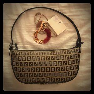 Fendi small hand/shoulderbag