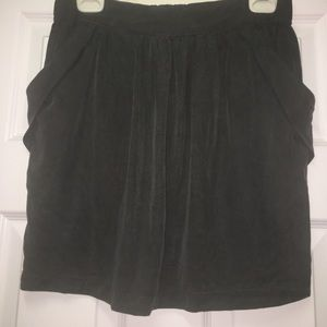 Forever 21 grey skirt with pockets sz L