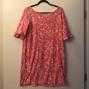Lilly Pulitzer t-shirt dress💕