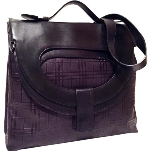 Burberry Handbags - BURBERRY prorsum runway 2in1 shoulder tote handbag 8b82ae508c48e