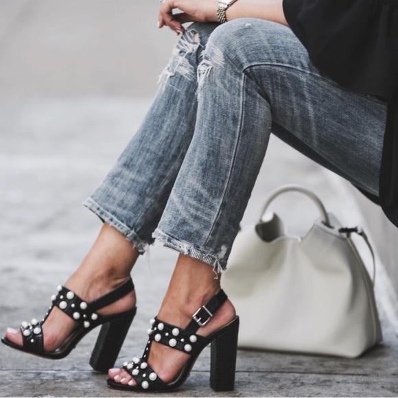 SCHUTZ Shoes - Schutz Pearl Heels