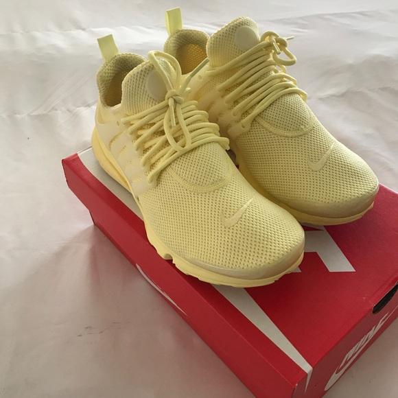 Nike Presto (Limited Yellow/Lemon)