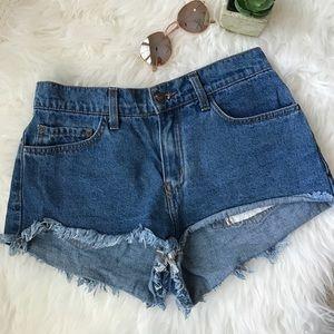 Lulus 02 Denim Shorts