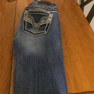 Vigoss Dublin Jeans with Embellishments