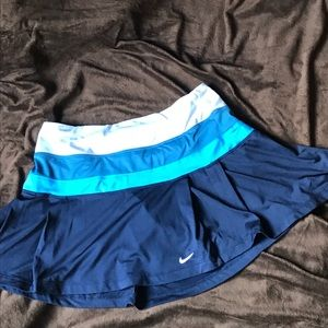 Nike Dri - Fit workout skirt