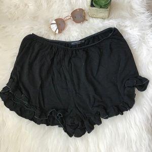 Brandy Melville Flouncy Shorts