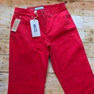 Charter Club Curvy Bootcut Jeans