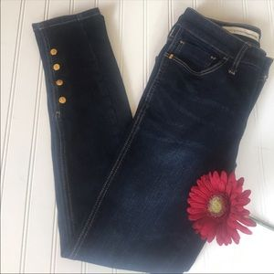 Anthropologie Pilcro and Letterman Skinny Jeans