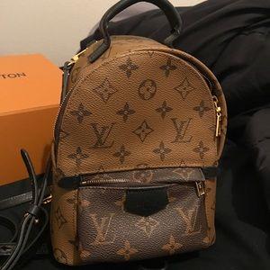 Louis Vuitton Mini Palms Backpack