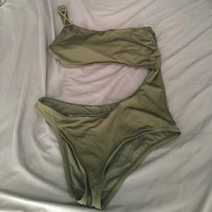 Bisou Bisou Swim - One piece sexy bathing suit