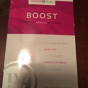 Boost - Thrive by Level