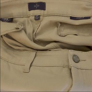 NYDY Jeans, Tan Size 10P