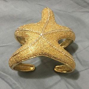 Lilly Pulitzer Starfish Cuff Bracelet