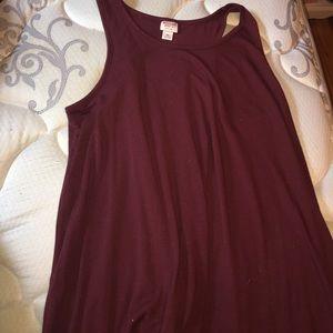 Target dress top