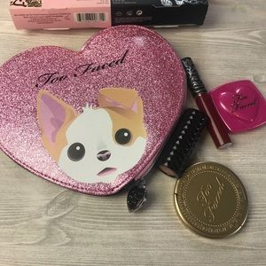 too faced kat von d better together cheek and lip