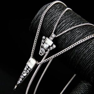 Jewelry - Long Crystal Necklace