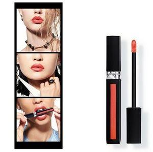 New Dior Liquid Lip Stain in #442 Pinky Vermilion