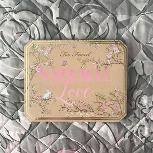 Too Faced Natural Love Pallete