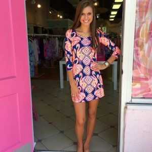 Lilly Pulitzer Beacon Dress in Gimme Some Leg NWT