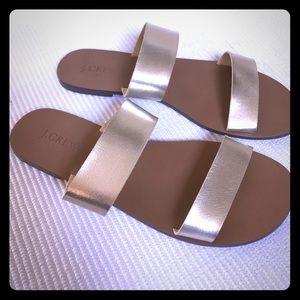 J.Crew Boardwalk Sandals