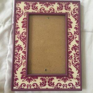Decorative Picture Frame