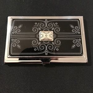 New Brighton business Card Holder Gorgeous lookin