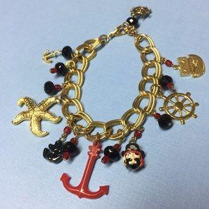 NEW Anchor Nautical Charm Bracelet ⚓️