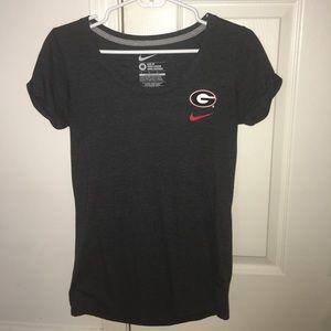 Nike Georgia Dawgs shirt