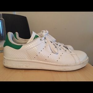 stan smith adidas honeycomb gloss