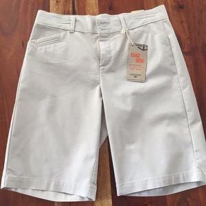 "Dockers ""Khaki Diem"" Metro Bermuda Shorts"
