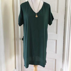 Madewell Shift Dress size Small