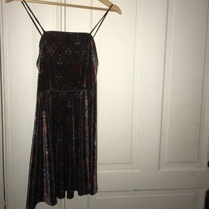 urban outfitters: mini dress