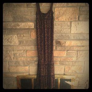 Long Guess dress