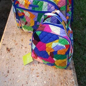 VERA BRADLEY POP CULTURE Lunch bag
