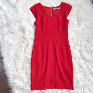 Marc New York / Andrew Marc Red Dress