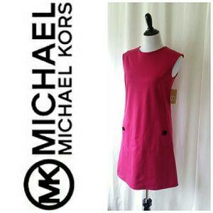 NWT Michael Kors Mod A-Line Dress
