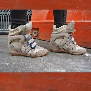Isabel Marant Willow Sneakers