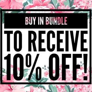 🤑BUNDLE and SAVE!!!!🤑