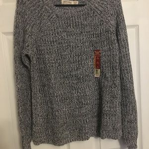 Grey Sweater New with Tags