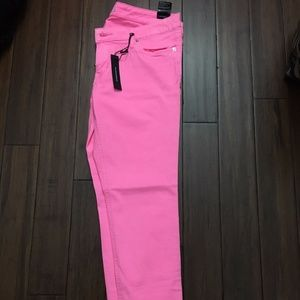 NWT Express Pink Stella Jean Legging Size 12