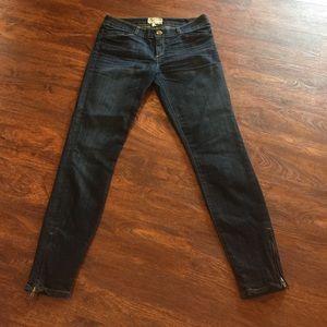 Current Elliot Straight Leg Jean