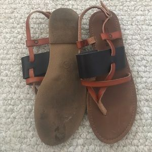 Gently used Mossimo sandals