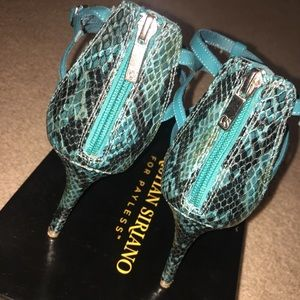 Christian Siriano Payless Collection Pumps Sz 10