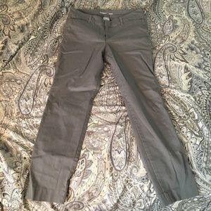 Grey Old Navy Pixie pants