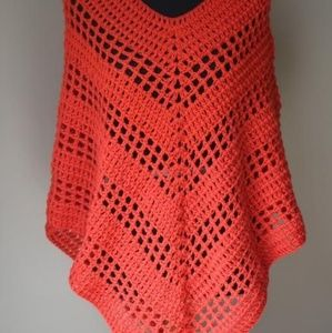 Tops - Crochet poncho's & wraps!