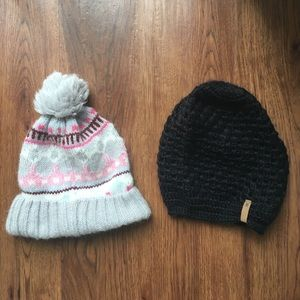 Winter hat beanie bundle! Gap and Krotchet Kids