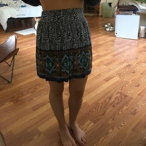 Medium tribal skirt