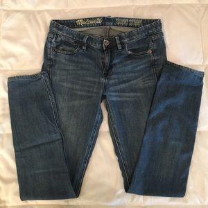Madewell SkinnySkinny Jeans